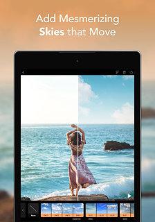 Enlight Pixaloop - snímek obrazovky