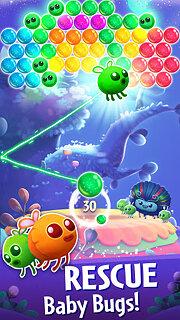 DreamWorks Trolls Pop: Bubble Shooter & Collection - snímek obrazovky