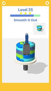 Icing On The Cake - snímek obrazovky