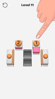 Press to Push - snímek obrazovky