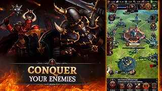 Warhammer: Chaos & Conquest - Total Domination MMO - snímek obrazovky