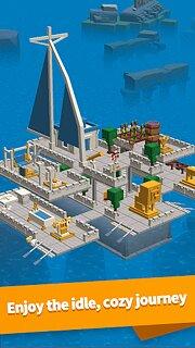 Idle Arks: Build at Sea - snímek obrazovky