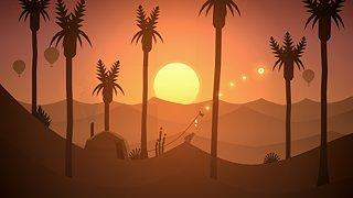 Alto's Odyssey - snímek obrazovky