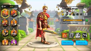 Rise of Kingdoms: Lost Crusade - snímek obrazovky