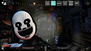 Ultimate Custom Night - snímek obrazovky