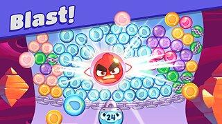 Angry Birds Dream Blast: Bubble Puzzle Shooter - snímek obrazovky
