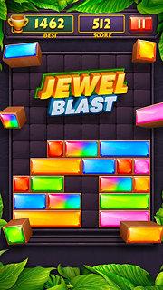 Dropdom - Jewel Blast - snímek obrazovky