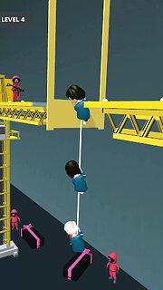 The Squid Game - Survival Challenge - snímek obrazovky