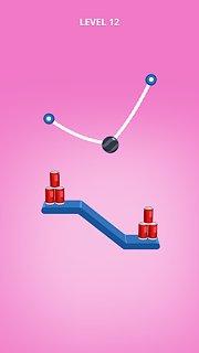 Rope Slash - snímek obrazovky