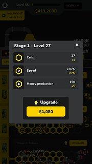 Bee Factory - snímek obrazovky