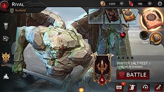 RIVAL: Crimson x Chaos - snímek obrazovky