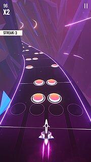 Beat Legend: AVICII - snímek obrazovky