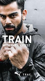 PUMATRAC - Fitness Training, Workouts & Running - snímek obrazovky