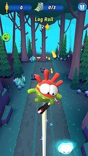 Om Nom: Run - snímek obrazovky