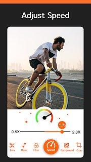 YouCut - Video Editor & Video Cutter, No Watermark - snímek obrazovky