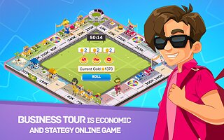 Business Tour - Build your monopoly with friends - snímek obrazovky