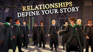 Harry Potter: Hogwarts Mystery - snímek obrazovky