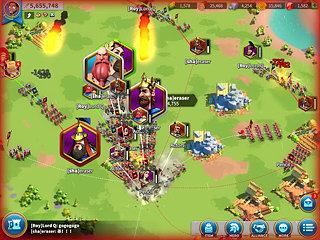 Rise of Civilizations - snímek obrazovky