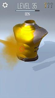 Rusty Blower 3D - snímek obrazovky