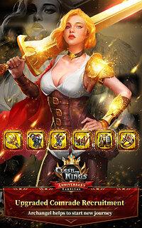 Clash of Kings: New Crescent Civilization - snímek obrazovky