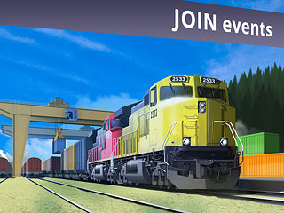 TrainStation - Game On Rails - snímek obrazovky