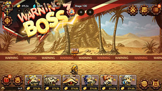 Metal Slug Infinity: Idle Role Playing Game - snímek obrazovky