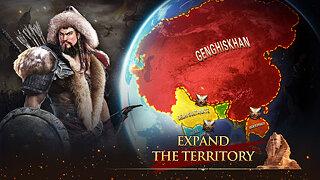 Clash of Empire: Awakened Civilization - snímek obrazovky