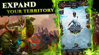 Warhammer: Chaos & Conquest - Build Your Warband - snímek obrazovky