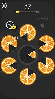Slices - snímek obrazovky