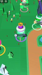 Crazy Spaceship.io: Alien Wars - snímek obrazovky