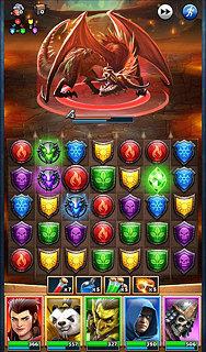 Empires & Puzzles: RPG Quest - snímek obrazovky