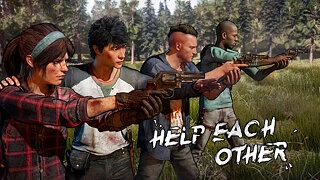 The Walking Dead: Survivors - snímek obrazovky