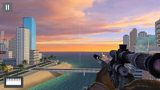 Sniper 3D Assassin: Fun Gun Shooting Games Free - snímek obrazovky