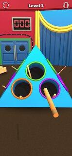 Candy Challenge 3D - snímek obrazovky