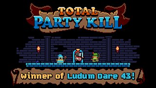 Total Party Kill - snímek obrazovky