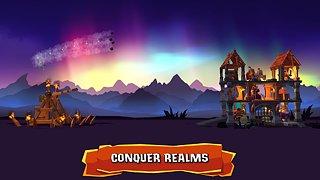 Crush the Castle: Siege Master - snímek obrazovky
