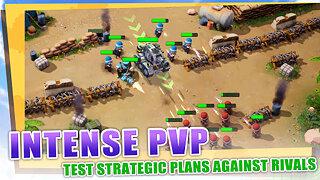 Top War: Battle Game - snímek obrazovky