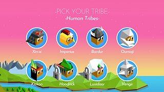 Battle of Polytopia - A Civilization Strategy Game - snímek obrazovky