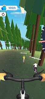 Riding Extreme 3D - snímek obrazovky