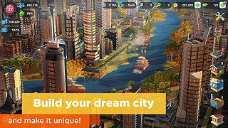 SimCity BuildIt - snímek obrazovky