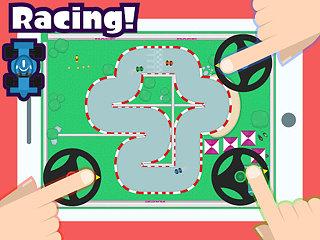 2 3 4 Player Mini Games - snímek obrazovky