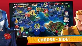 G.I. Joe: RTS War Strategy Simulator -  PVP Battle - snímek obrazovky