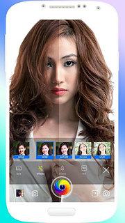 2019 Beauty Camera - snímek obrazovky