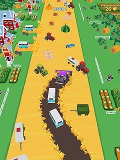 Clean Road - snímek obrazovky