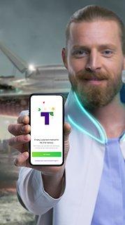 Twisto – Pay your way - snímek obrazovky