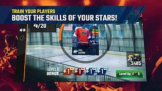 Franchise Hockey 2019 - snímek obrazovky