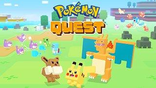 Pokémon Quest - snímek obrazovky