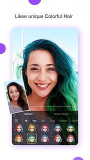 Likee - Formerly LIKE Video - snímek obrazovky