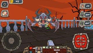 Demon Blast - snímek obrazovky
