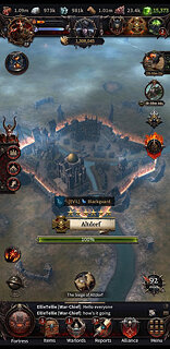 Warhammer: Chaos & Conquest - Real Time Strategy - snímek obrazovky